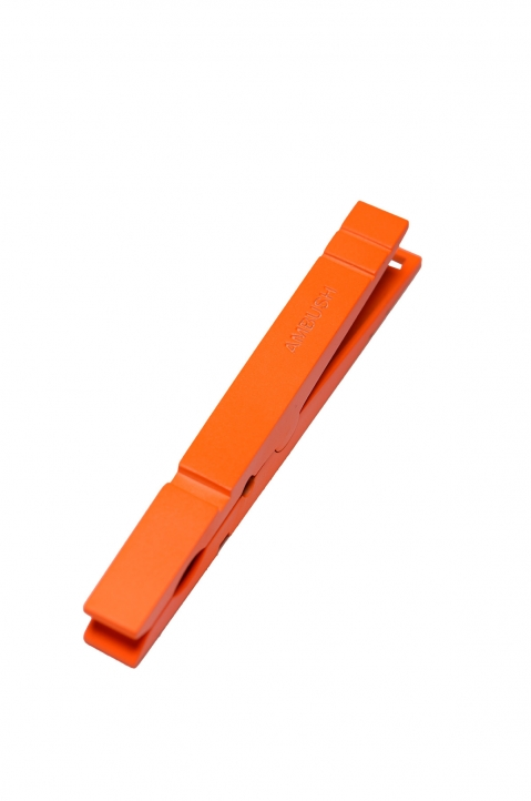 AMBUSH Orange Nobo Clip Earring 1