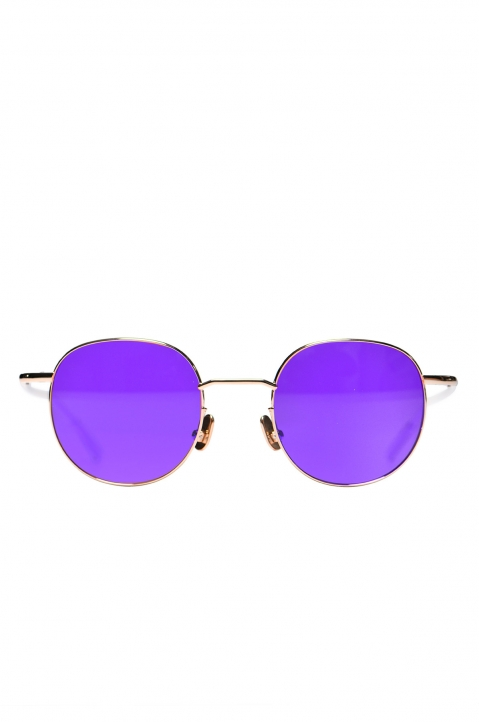 AMBUSH Karlheinz Purple Sunglasses 0