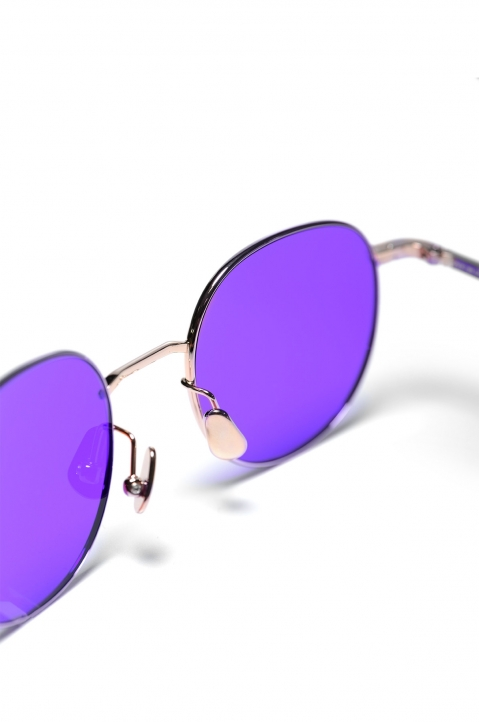 AMBUSH Karlheinz Purple Sunglasses 2