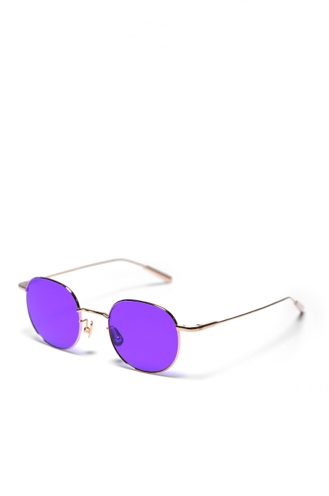 AMBUSH Karlheinz Purple Sunglasses 1