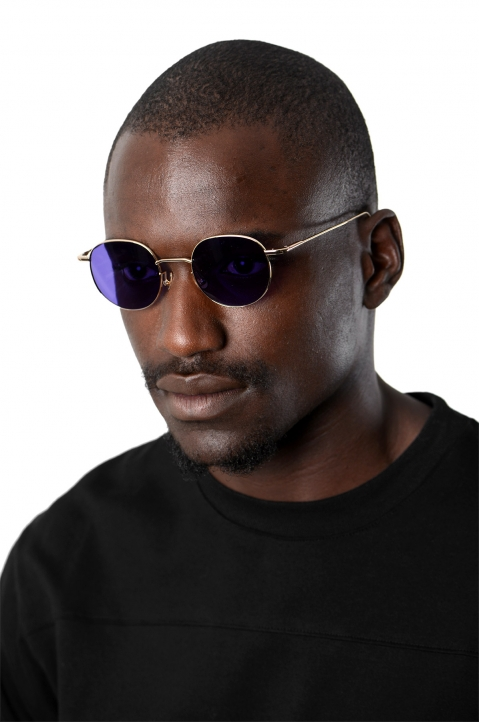 AMBUSH Karlheinz Purple Sunglasses 4