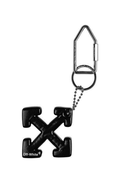 OFF-WHITE Arrows Sponge Keychain 0