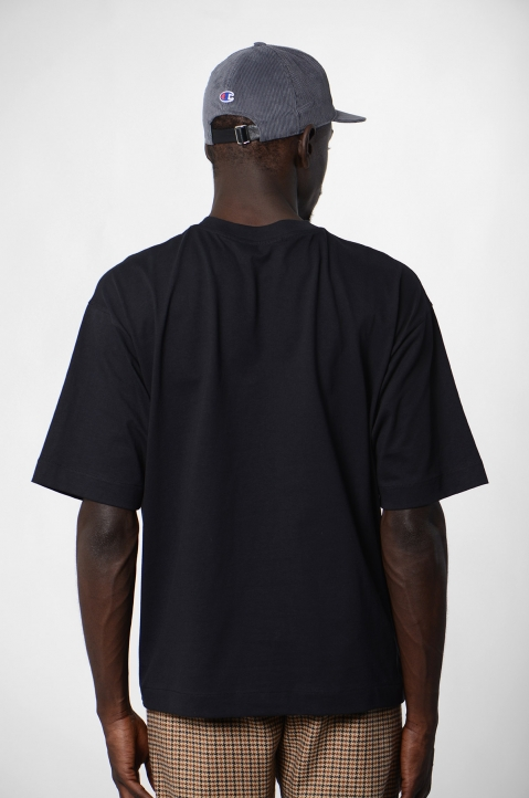 CHAMPION X CLOTHSURGEON Black T-shirt 2