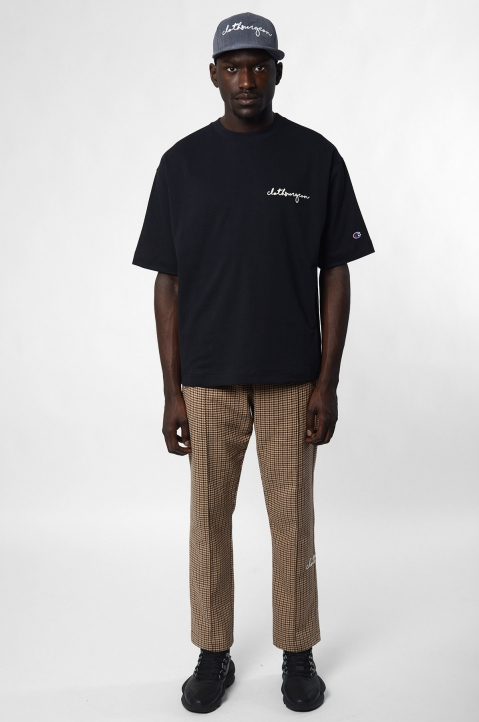 CHAMPION X CLOTHSURGEON Black T-shirt 3