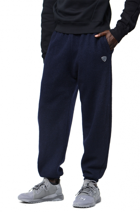 GMBH Navy Wool Joggers 0