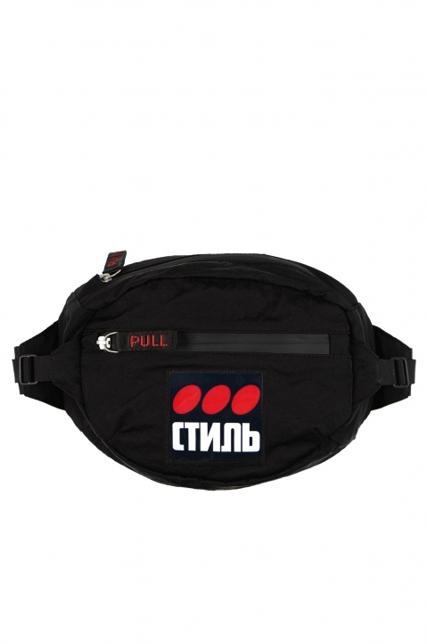 HERON PRESTON Black CTNMb Fanny Pack 0