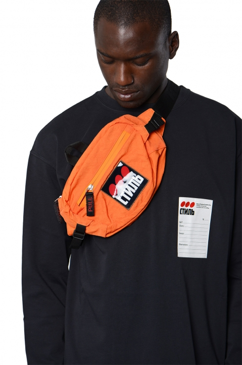 HERON PRESTON Orange CTNMb Fanny Pack 2
