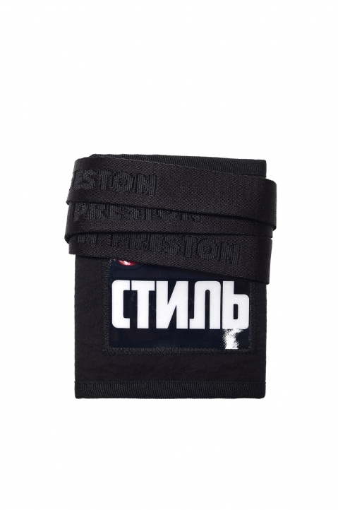 HERON PRESTON Black CTNMb Wallet 0