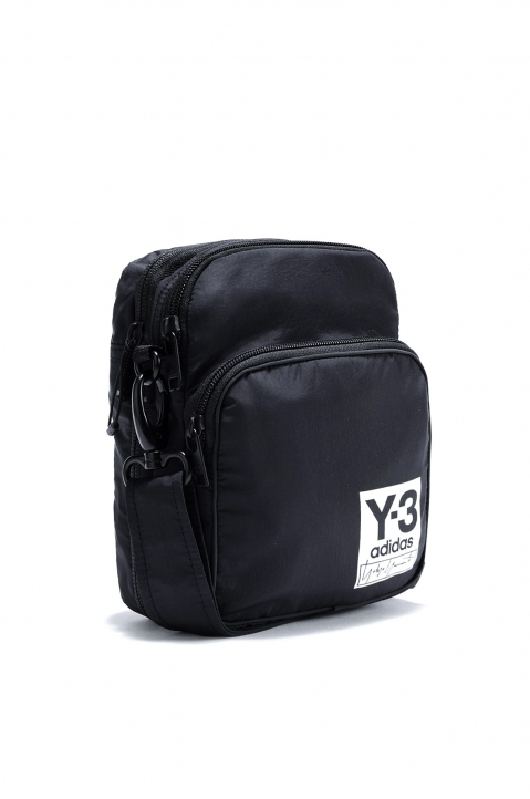 Y-3 BLACK PACKABLE AIRLINER 1