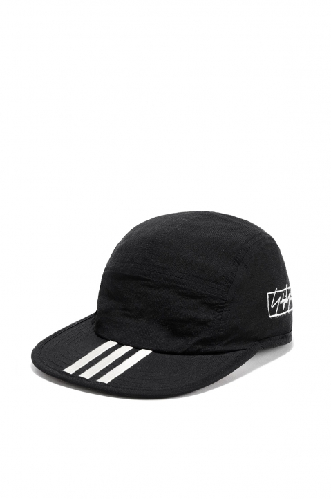Y-3 BLACK REVERSIBLE CAP 0