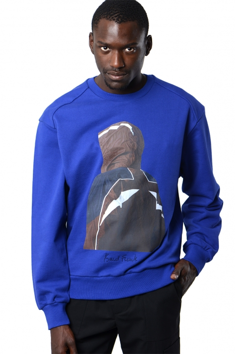 JUUN.J Blue Sweatshirt 0