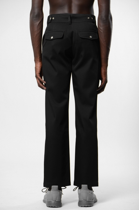 ADISH Saro Black Trousers 2