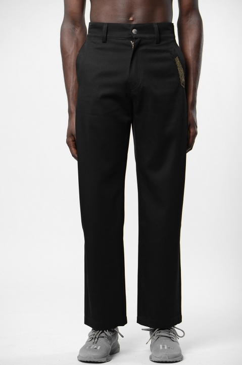 ADISH Saro Black Trousers 1