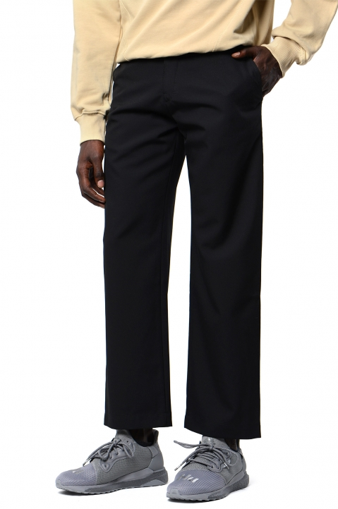 ADISH Tailored Saro Black Trousers 0