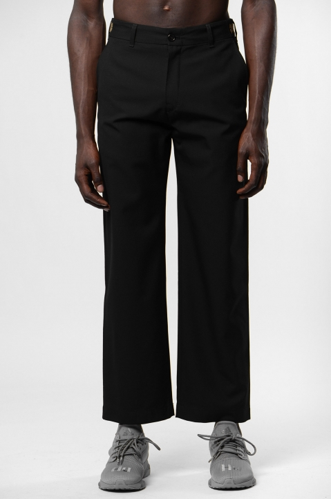ADISH Tailored Saro Black Trousers 2