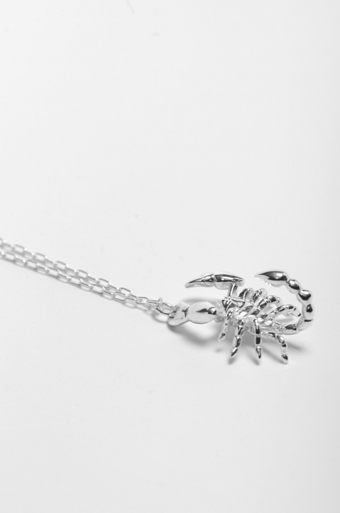 AMBUSH Scorpion Charm Necklace 1