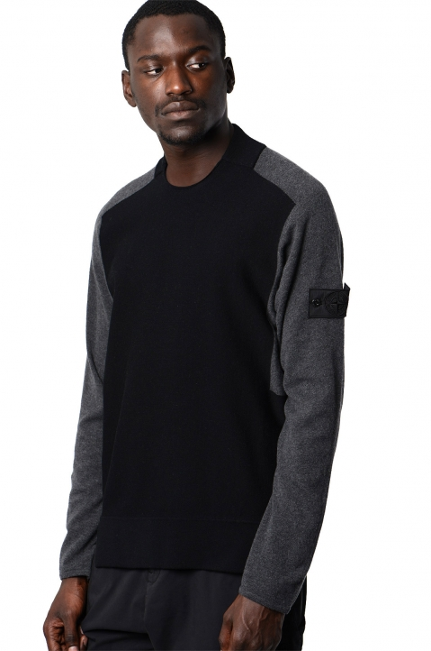 STONE ISLAND Shadow Project Wool Blend Sweater 0