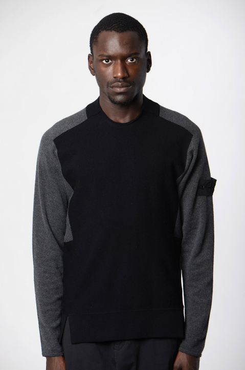 STONE ISLAND Shadow Project Wool Blend Sweater 2