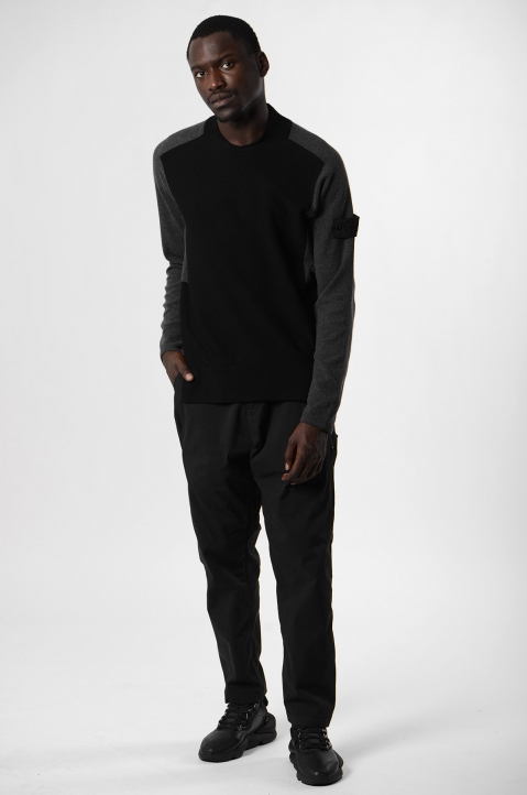 STONE ISLAND Shadow Project Wool Blend Sweater 3