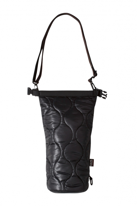 NAPA by MARTINE ROSE Black Quilted Bag 1
