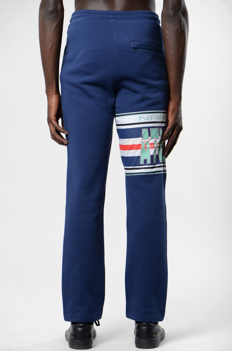 NAPA by MARTINE ROSE Insignia Blue Joggers 2