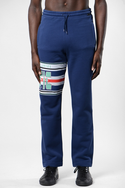 NAPA by MARTINE ROSE Insignia Blue Joggers 1