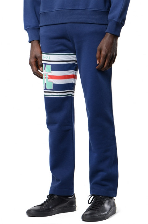 NAPA by MARTINE ROSE Insignia Blue Joggers 0