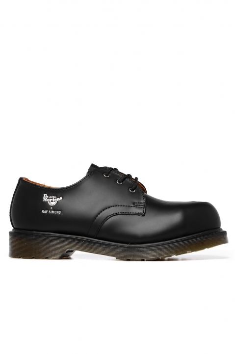 RAF SIMONS X DR. MARTENS Keaton I Asymmetric Cut-Out Shoes 0