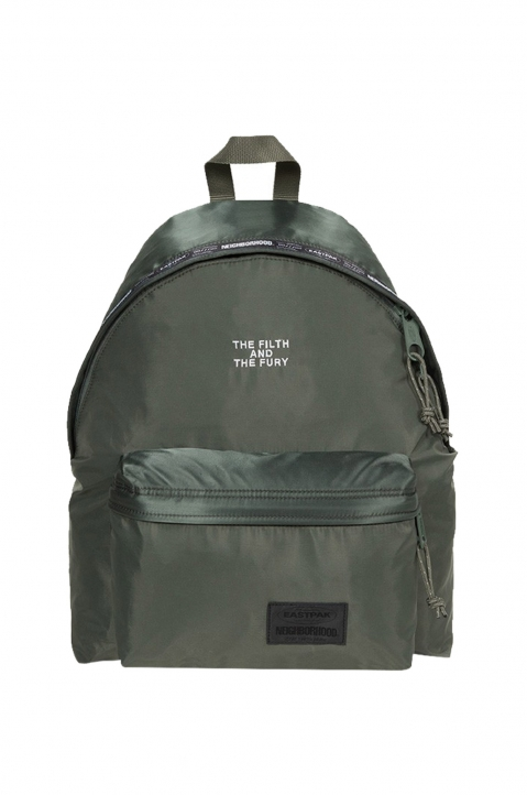 EASTPAK X NEIGHBORHOOD Olive Backpack 0