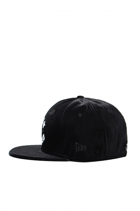 BORN x RAISED Velour Fitted Cap 1