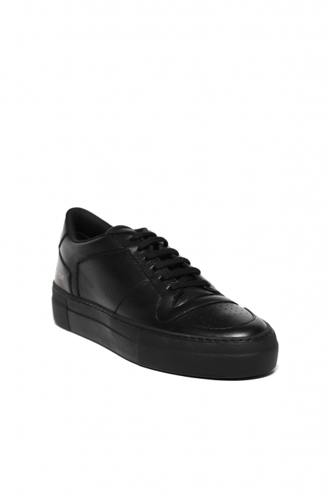 COMMON PROJECTS Full Court Low Top Sneakers Black 1