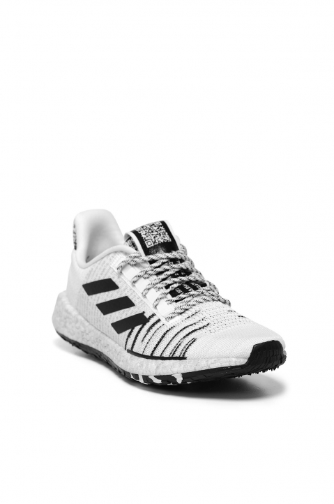 ADIDAS X MISSONI PulseBOOST HD White Sneakers 1