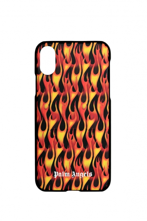 PALM ANGELS Burning Iphone X Case  0