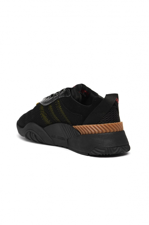 ADIDAS X ALEXANDER WANG Black/Yellow Turnout Trainer 2