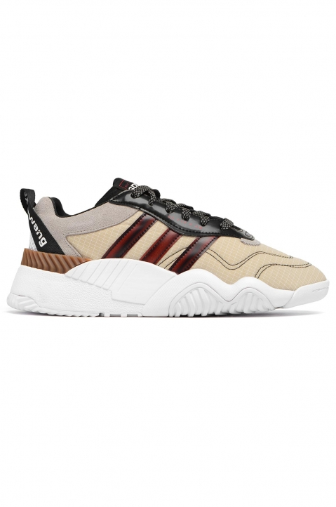 ADIDAS X ALEXANDER WANG Black/Brown Turnout Trainer  0