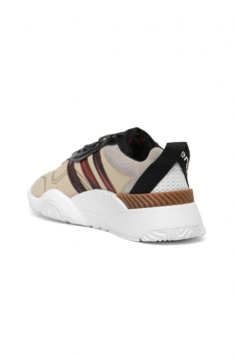ADIDAS X ALEXANDER WANG Black/Brown Turnout Trainer  2