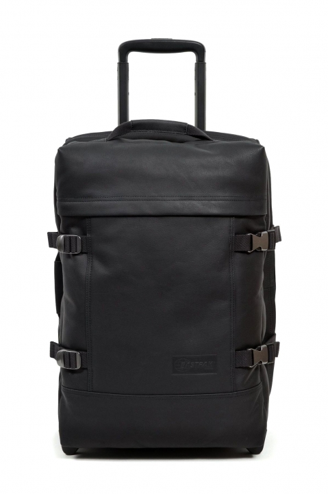 EASTPAK Tranverz Luggage Black Ink Leather  0