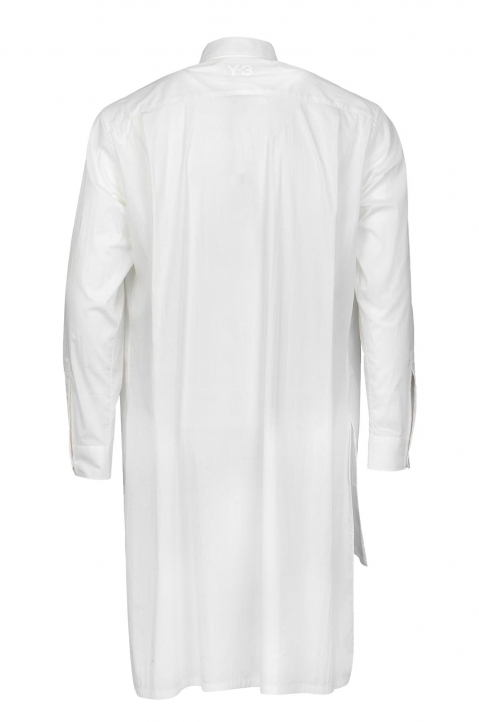 Y-3 White Classic Tunic 1