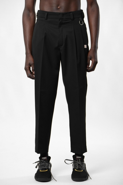 PACE Lapo Black Pants 1