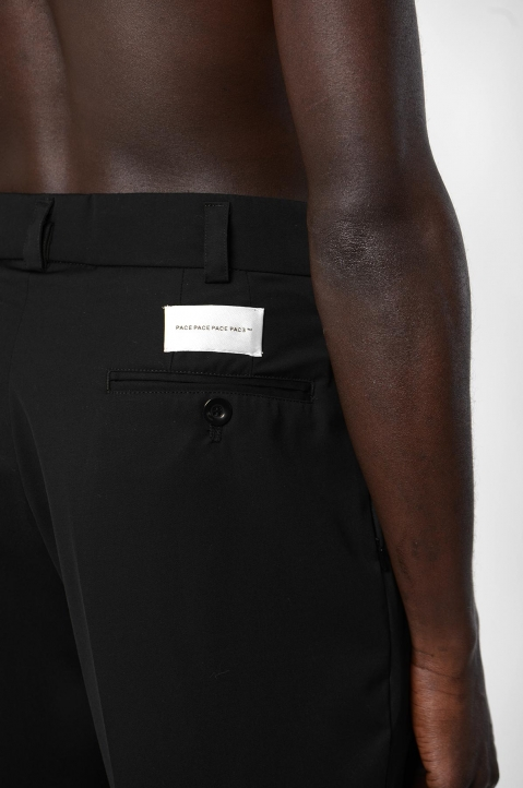 PACE Lapo Black Pants 3