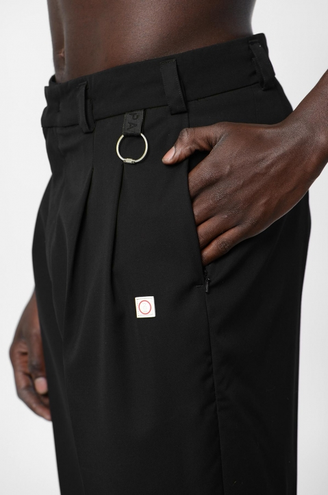 PACE Lapo Black Pants 4