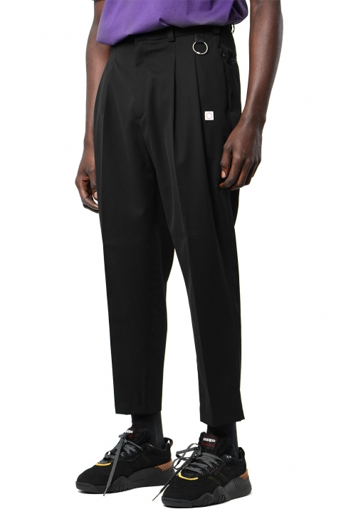 PACE Lapo Black Pants 0