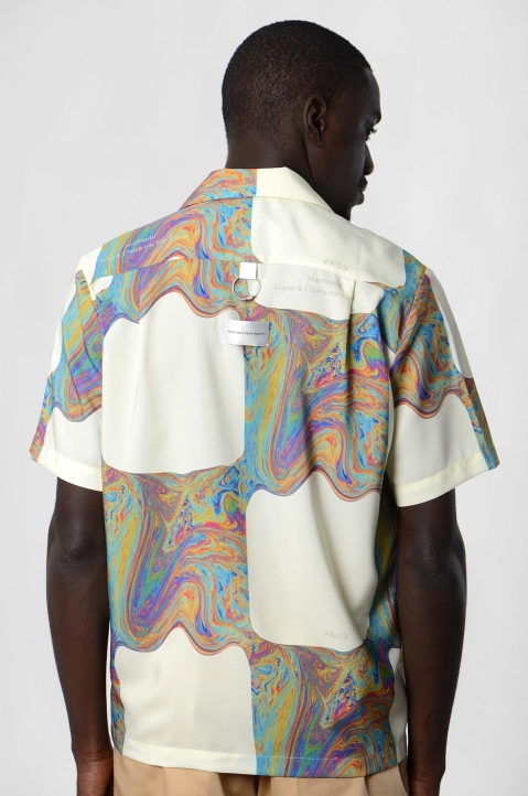 PACE Multicolor Camp Shirt 2
