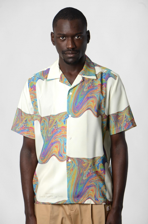 PACE Multicolor Camp Shirt 1
