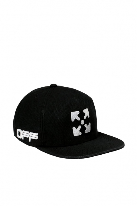 OFF-WHITE Arrow 5 Panel Cap 0