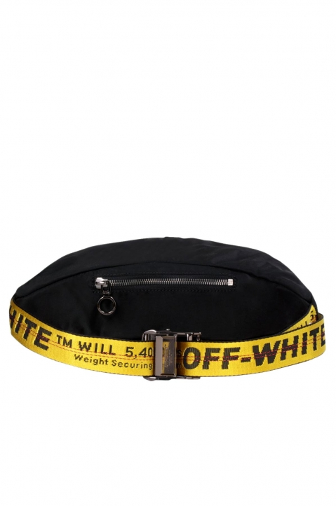 OFF-WHITE Black Fannypack 1
