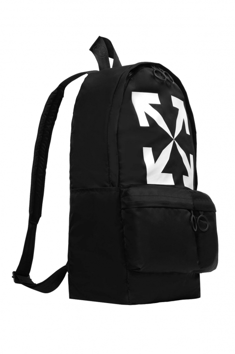 OFF-WHITE Black Arrow Backpack  1