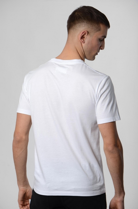 MAISON MARGIELA Tri-Pack White Tees 6