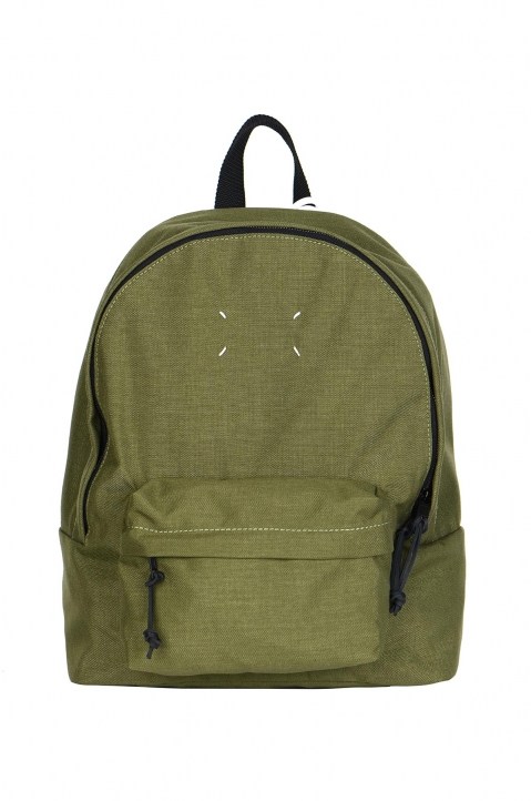 MAISON MARGIELA Green Stereotype Backpack 0