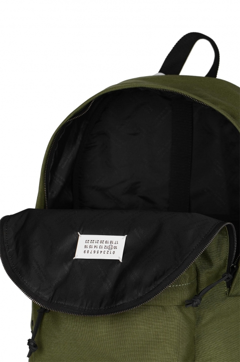 MAISON MARGIELA Green Stereotype Backpack 3